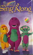 Barney's Great Adventure Sing Along