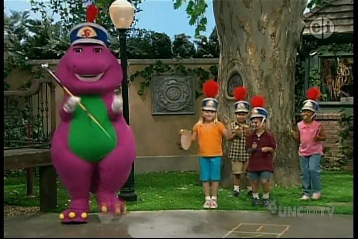 Hearing Barney Wiki Fandom Powered By Wikia