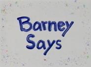 BarneySaysS1