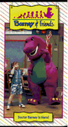Doctor Barney is Here!