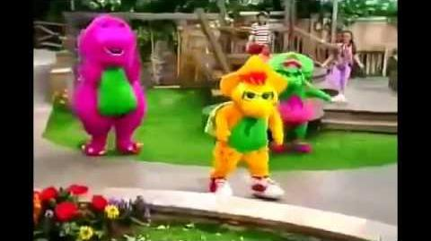 Barney- Read with Me, Dance with Me Trailer