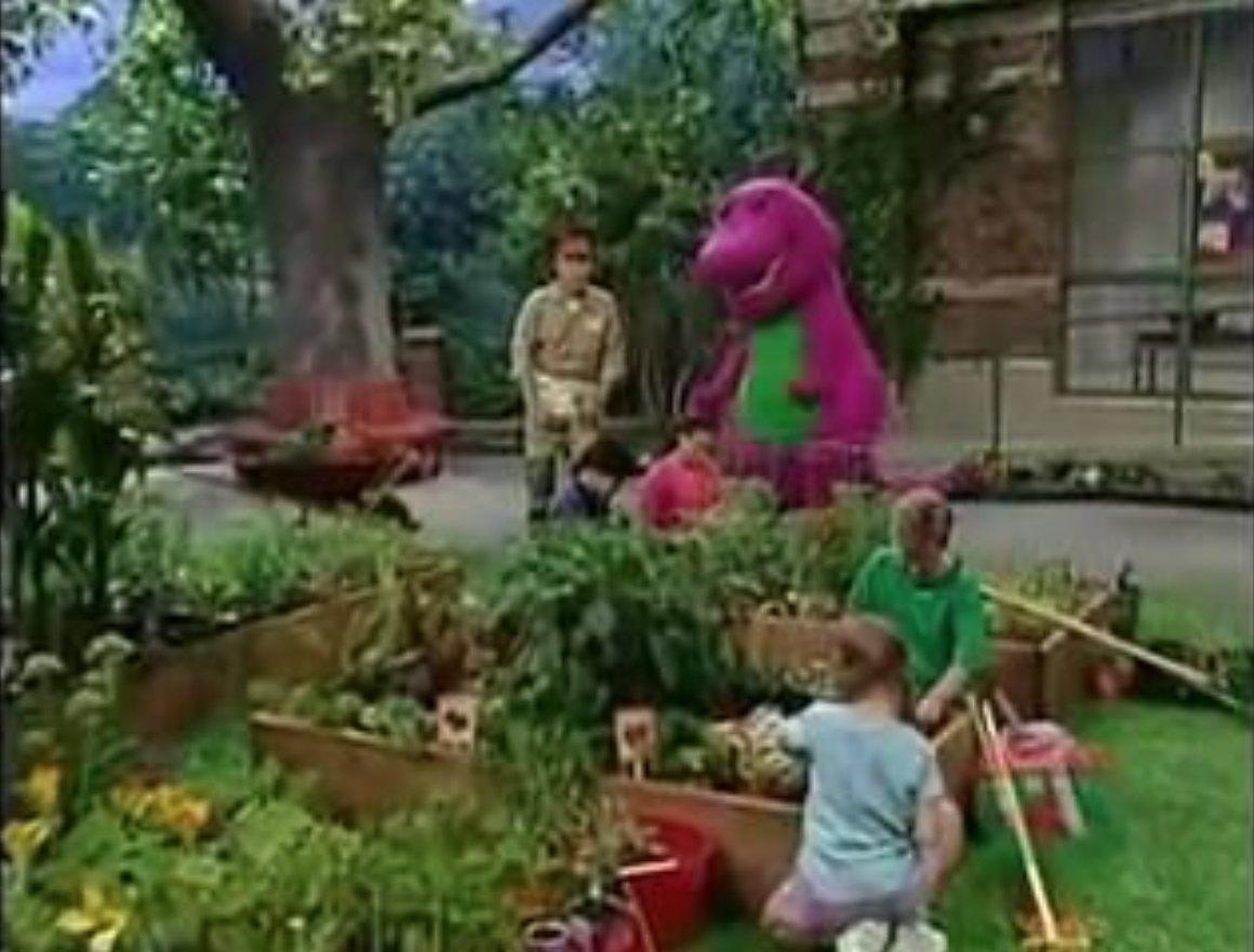 How Does Your Garden Grow Barney Wiki Fandom Powered By Wikia