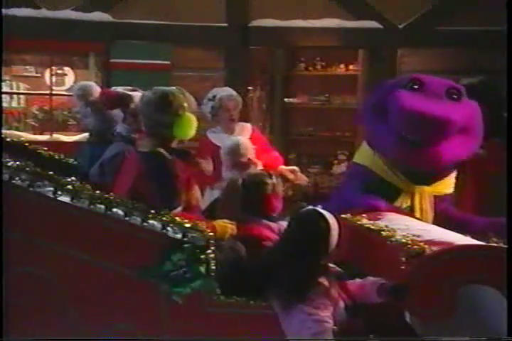 we wish you a merry christmas barney wiki fandom powered by wikia