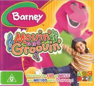 Movin' And Groovin' Australian DVD rerelease