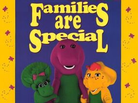 Barney-families-are-special