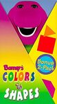 Barney's Colors & Shapes