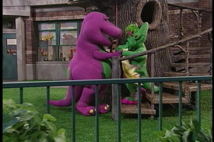 When I Get Mad Barney Wiki Fandom Powered By Wikia