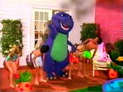 Barney is Our Dinosaur