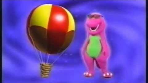 Alton Towers - 2000 Barney Show TV Advert