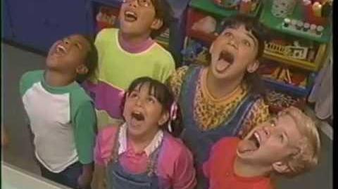 Video - Barney & the Backyard Gang- Barney Goes to School ...