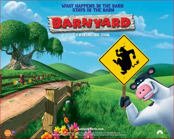 Barnyard Movie