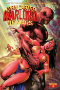 John Carter: Warlord of Mars 9