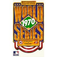 1970 World Series Logo