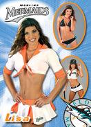 Lisa 2007 Marlins Mermaids