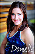 Danielle 2010 Diamond Dancers
