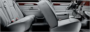 File:Lincoln Town Car Interior.jpg