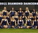 2011 Brewers Diamond Dancers