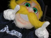 Bernie Brewer 4