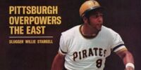 Willie Stargell/Magazine covers