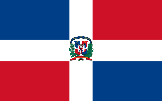 File:Flag of Dominican Republic.png