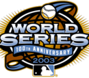 2003 World Series