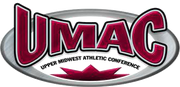 Upper Midwest Athletic Conference logo