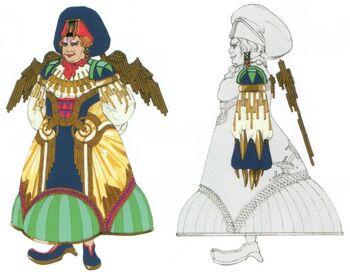Geldoblame, Emperor Eternal Wings