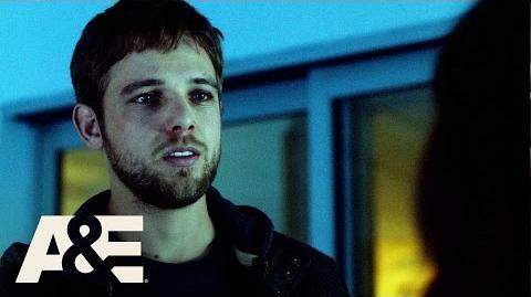 Bates Motel Dylan Visits Emma in the Hospital (S4, E2) A&E