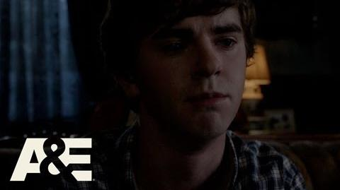 Bates Motel Norma Confronts Norman About Miss Watson (S2, E1) A&E
