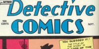 Detective Comics Issue 91