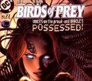 Birds of Prey Issue 72