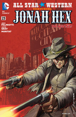 All Star Western Vol 3-23 Cover-1