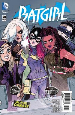 Batgirl Vol 4-50 Cover-1