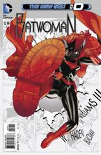 Batwoman Vol 1-0.2 Cover-1