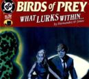 Birds of Prey Issue 51