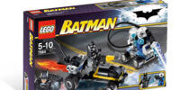 7884 Batman's Buggy: The Escape of Mr. Freeze