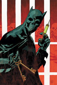 Detective Comics Vol 1-865 Cover-1 Teaser