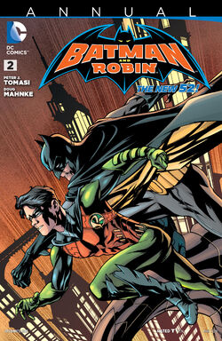 Batman and Robin Vol 2 Annual-2 Cover-1