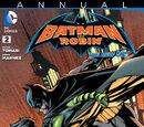 Batman and Robin (Volume 2) Annual 2