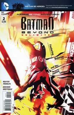 Batman Beyond Unlimted V5 02 Cover