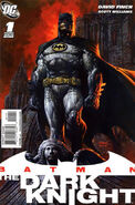 Batman The Dark Knight-1 Cover-1