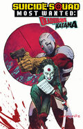 Suicide Squad Most Wanted Deadshot Katana Vol 1-6 Cover-3 Teaser