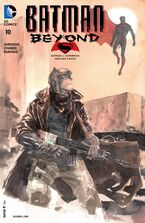 Batman Beyond Vol 6-10 Cover-2