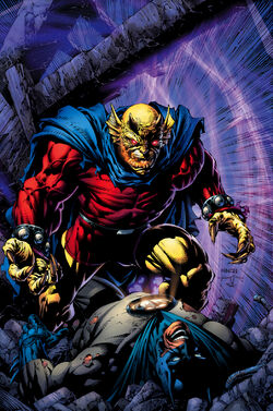 Etrigan vs Batman Bruce Wayne
