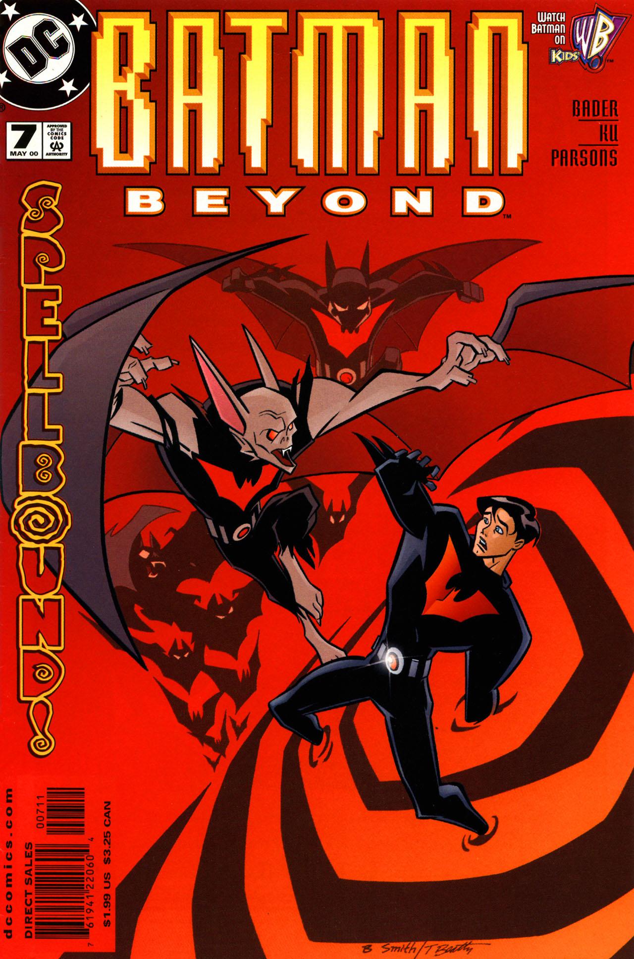 Batman Beyond Tome 07