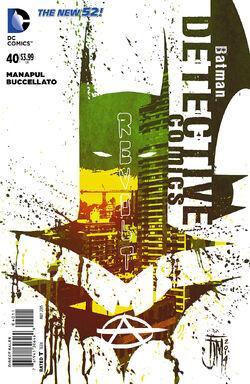 Detective Comics Vol 2-40 Cover-1