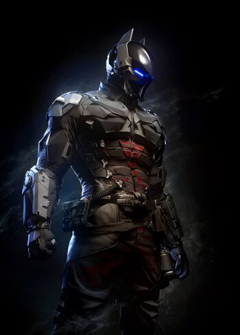 Batman Arkham World Batman Arkham Knight Personajes