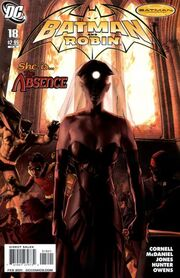 Batman and Robin-18 Cover-2