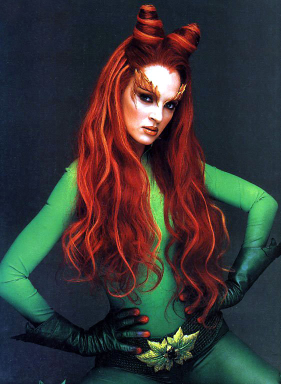 Poison Ivy Uma Thurman Batman Wiki Fandom Powered By