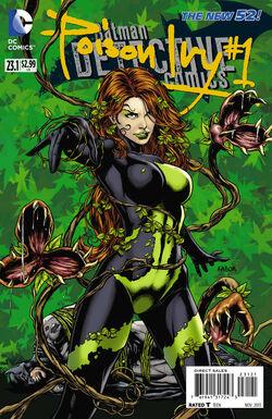 Detective Comics Vol 2-23.1 Cover-1